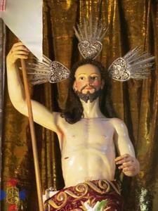 Domingo de Resurrección - Señor Resucitado - Monasterios Santa Rosa, Santa Teresa y Santa Catalina