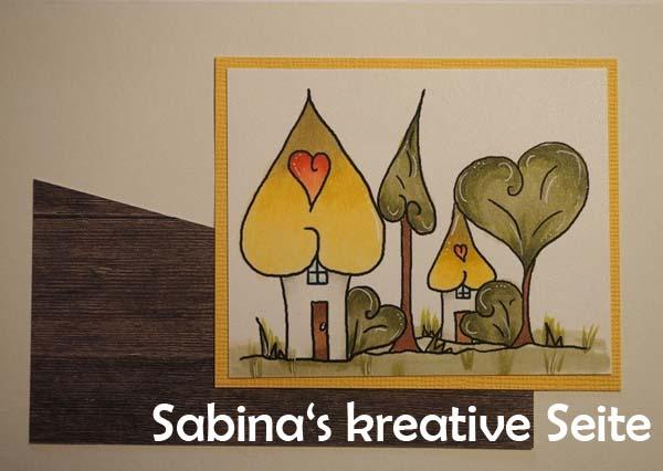 Sabina's kreative Seite