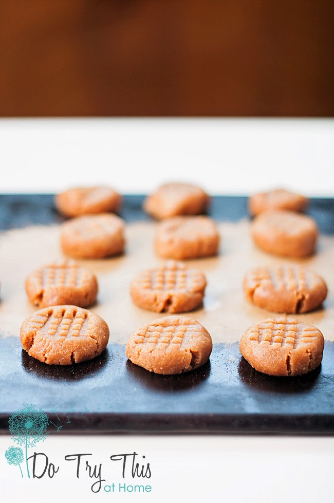 Do Try This at Home: 3 Ingredient Gluten Free Passover Cookies
