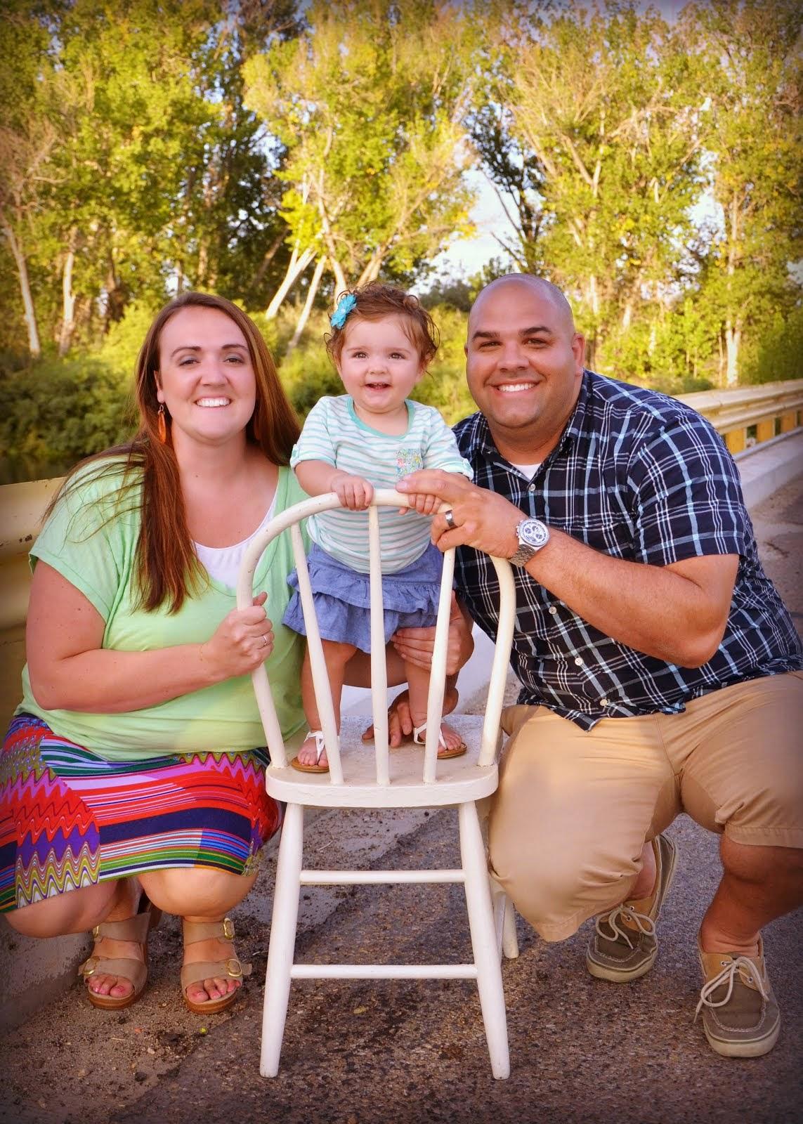 Savy, B, & Baby Addlee