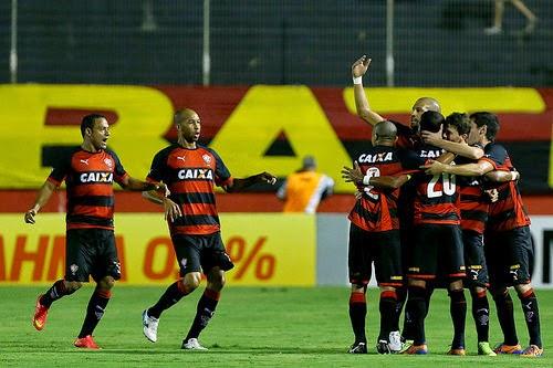 Vitória disputará a Copa do Brasil 2015 pelo ranking de clubes