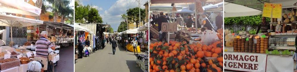 Francavilla Fontana Saturday Market