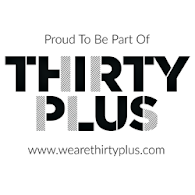 Proud to be part of Thirty Plus