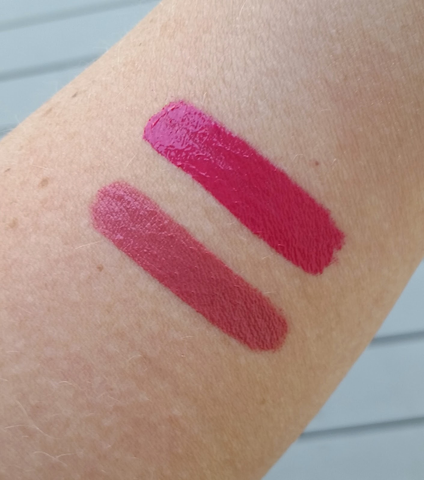 Revlon Ultra HD Matte Liquid Lipcolor Swatches