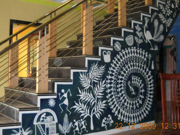 Foundation dezin decor wall mural paintings art for 3d mural art in india