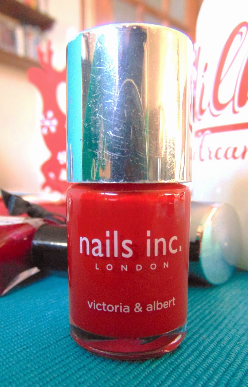 nails inc victoria and albert top ten