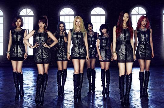 Симпатичные девушки из t-ara возвращаются спустя 9 месяцев с новой участницей арым