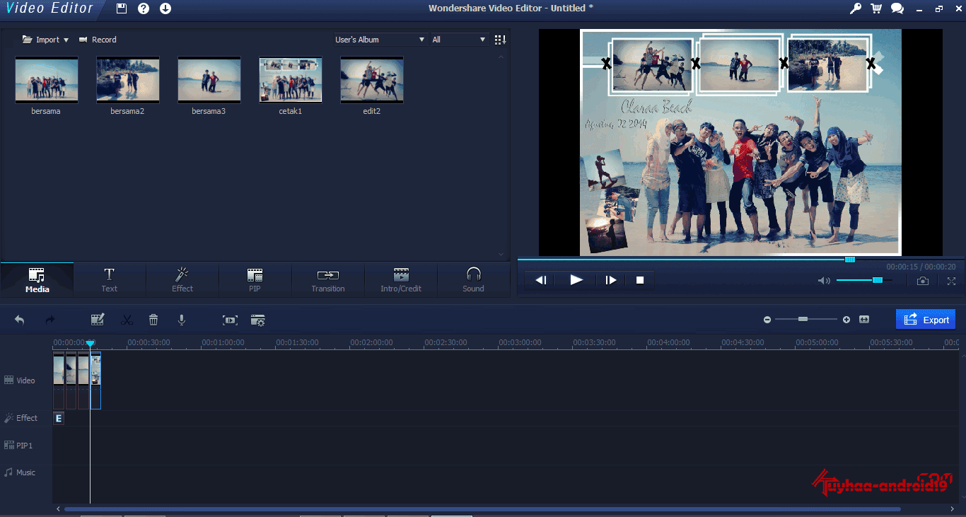 Wondershare Video Editor With Key Archives