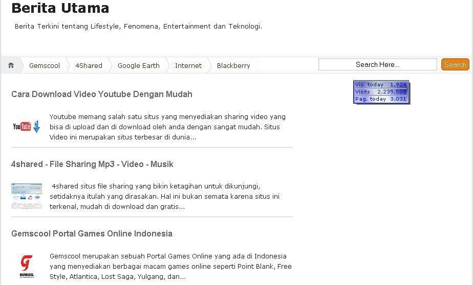 www.beritama.com