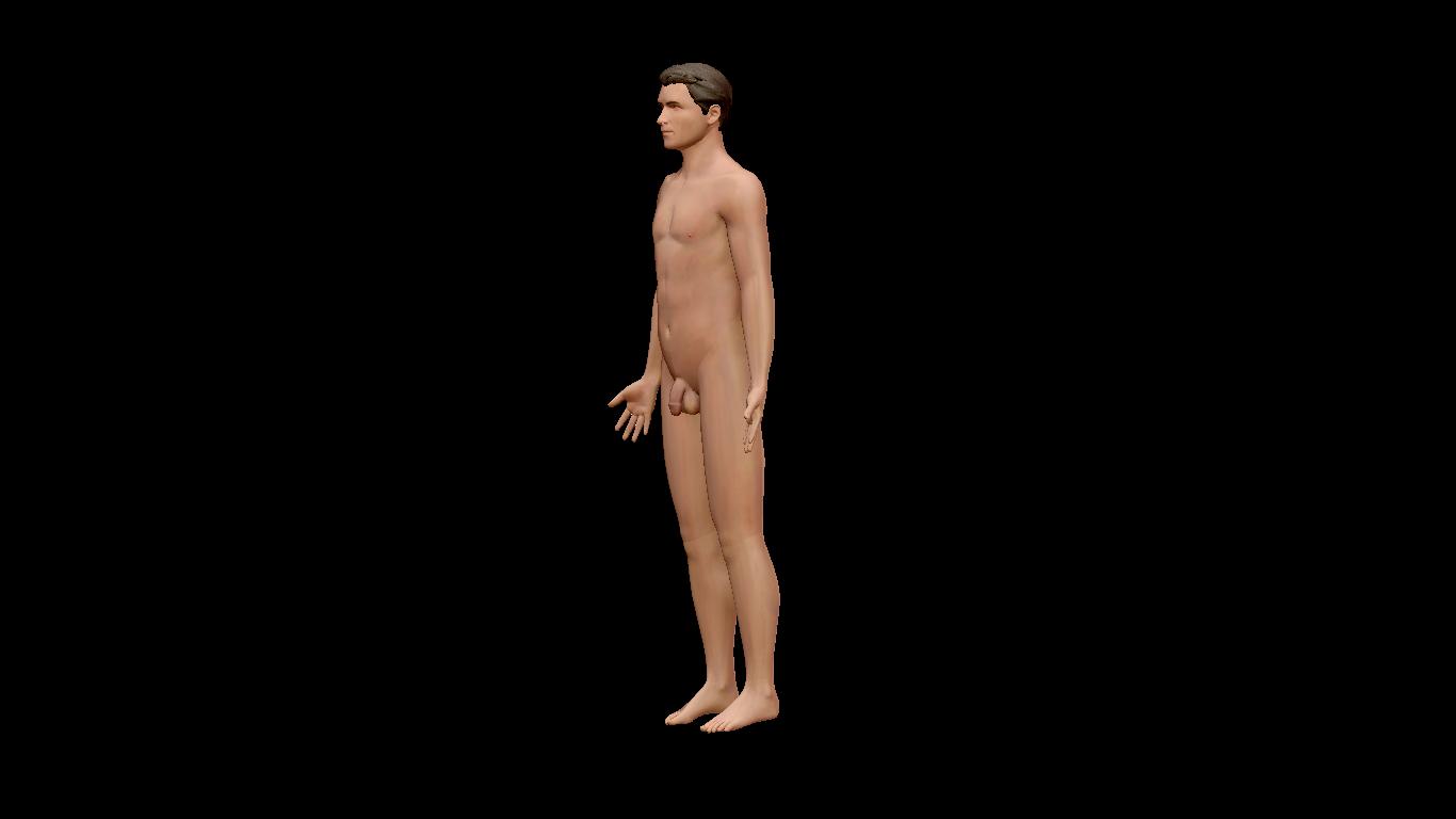 Luis Gerardo Escobar Escobar : cuerpo humano completo, ser humano ...