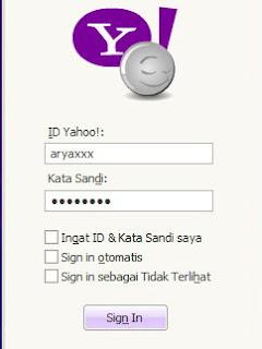 Cara melihat password yang menjadi tanda bintang
