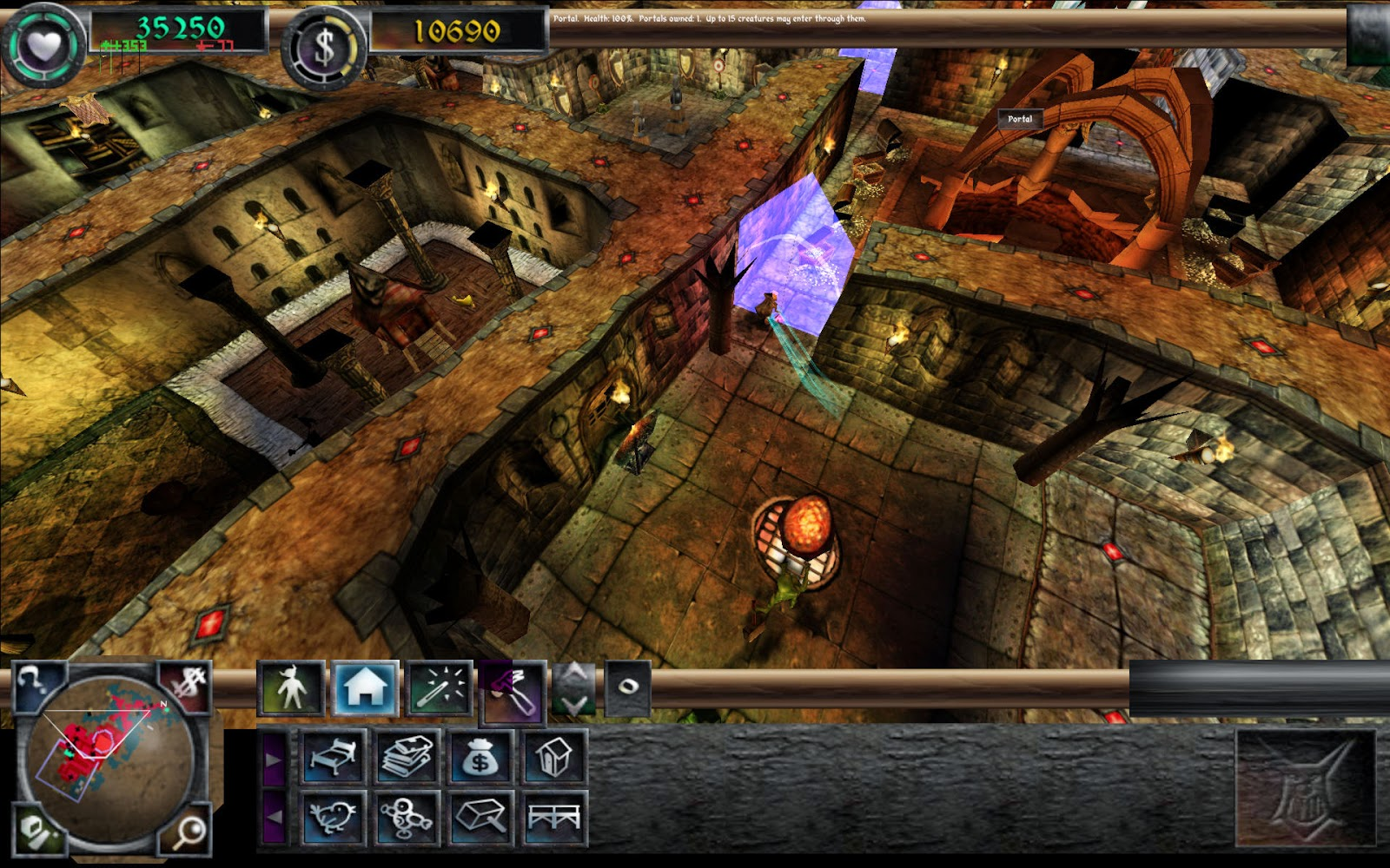 dungeon Keeper 2 pc game download free