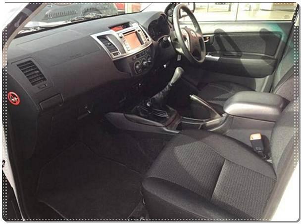 2016 Toyota Hilux Ireland