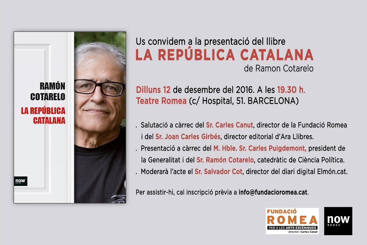 La República Catalana en Barcelona