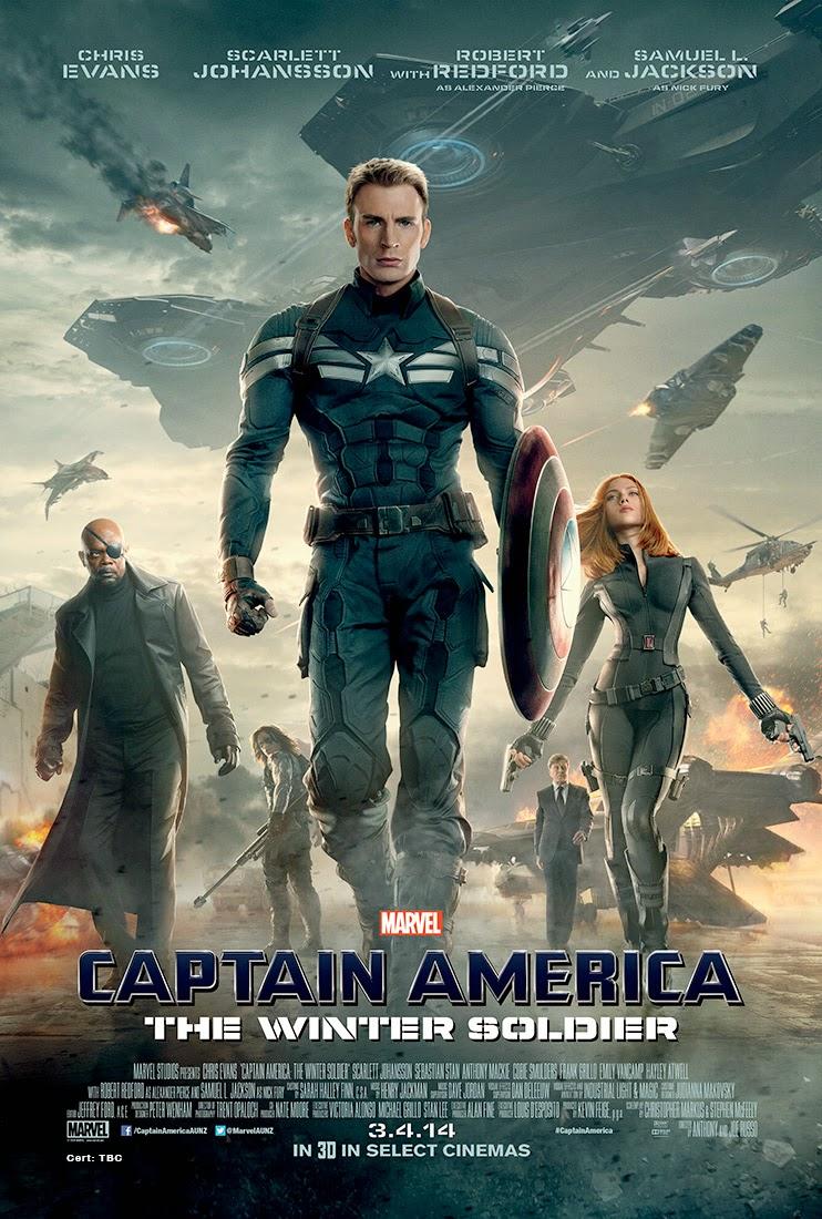 The Magic Lantern Show: Captain America: The Winter Soldier