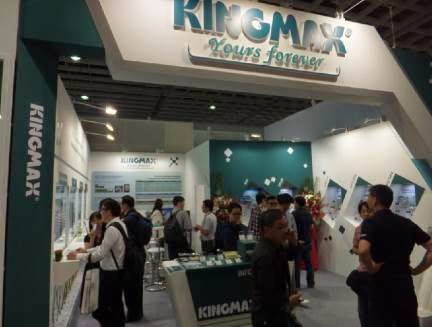 KINGMAX COMPUTEX 2014