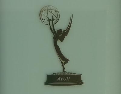 Emmy,award,trophy,door,Los_Angeles,Maine,Ayuh,Academy_of_Television_Arts_&_Sciences