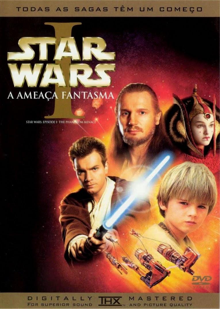 Star Wars: Episódio I – A Ameaça Fantasma – HD 720p