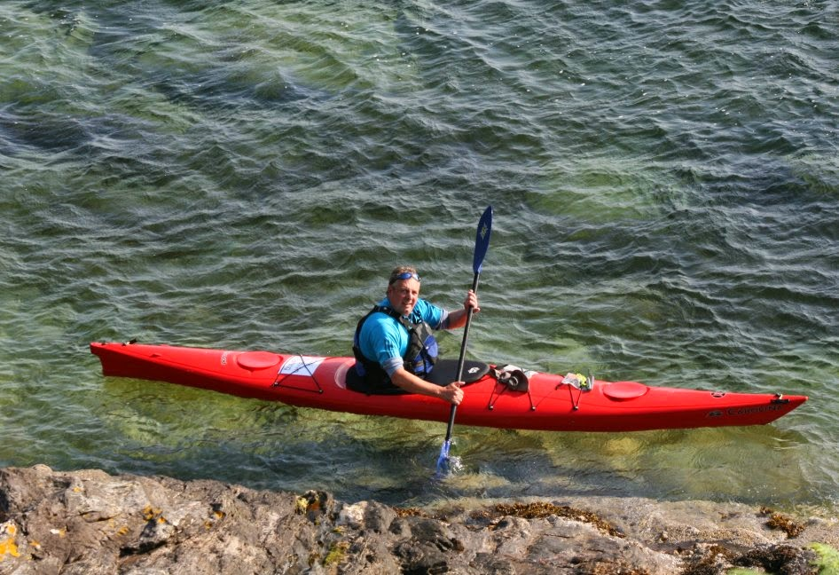 Sea and Loch kayaking