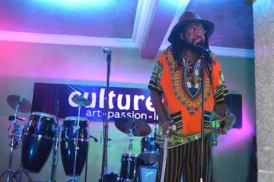 Culture Cafe Live Launch