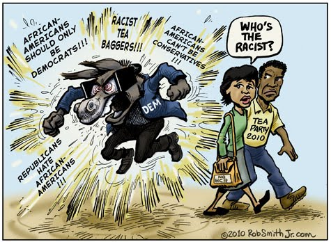 Democrats the party of racism