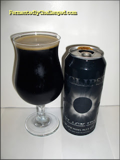 Crabtree Eclipse Black IPA
