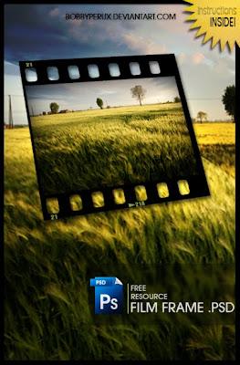 gratis bingkai film