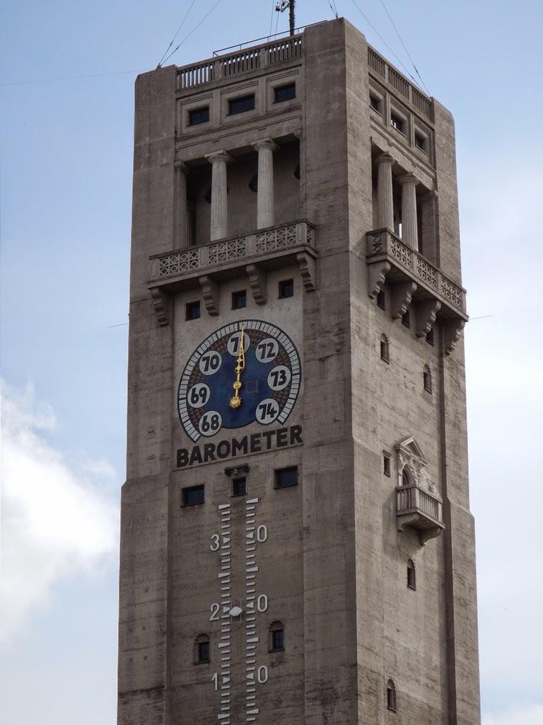 Deutsches Museum Munchen tower