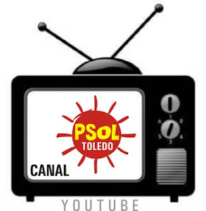 Canal do PSOL Toledo no YouTube