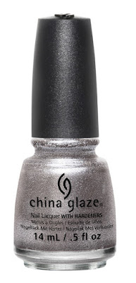 China Glaze The Great Outdoors: Check Out The Silver Fox