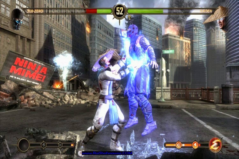 Mortal Kombat 2011 Video Game Download Pc