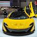 Car P1 McLaren sports