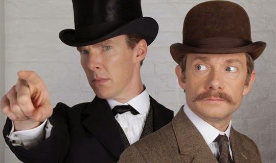 SHERLOCK heads to Victorian London!