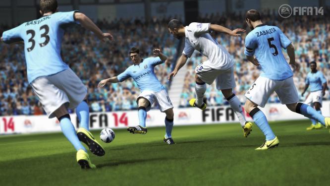 FIFA 14 Demo Screenshots