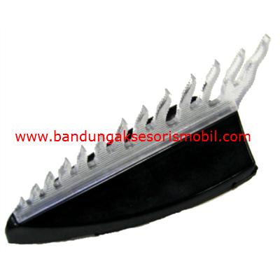 Antena Shark Fin J-063 + Lampu