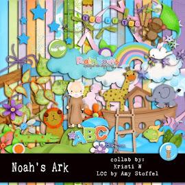 Scrap Kit Arca de Noé (clique na imagem para baixar).