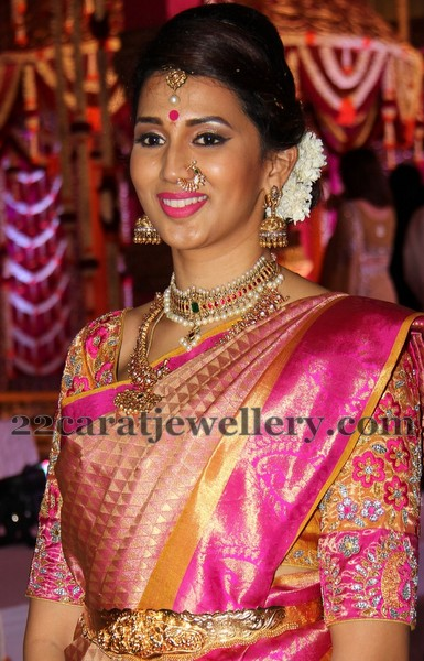 Celebrities at Samrat Reddy Wedding
