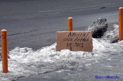 zapada iarna