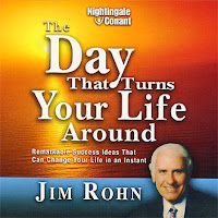Jim Rohn The day that turns your life around frases motivacion