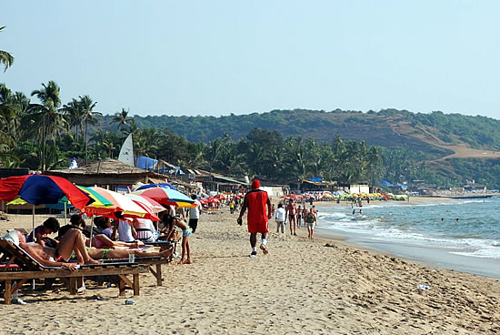 North and South Goa Beaches