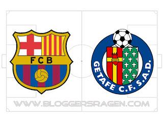 Prediksi Pertandingan Getafe vs Barcelona
