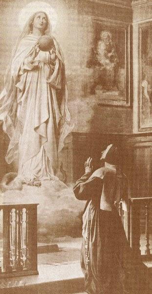 Virgen María bajo la advocación de Reina de las Misiones