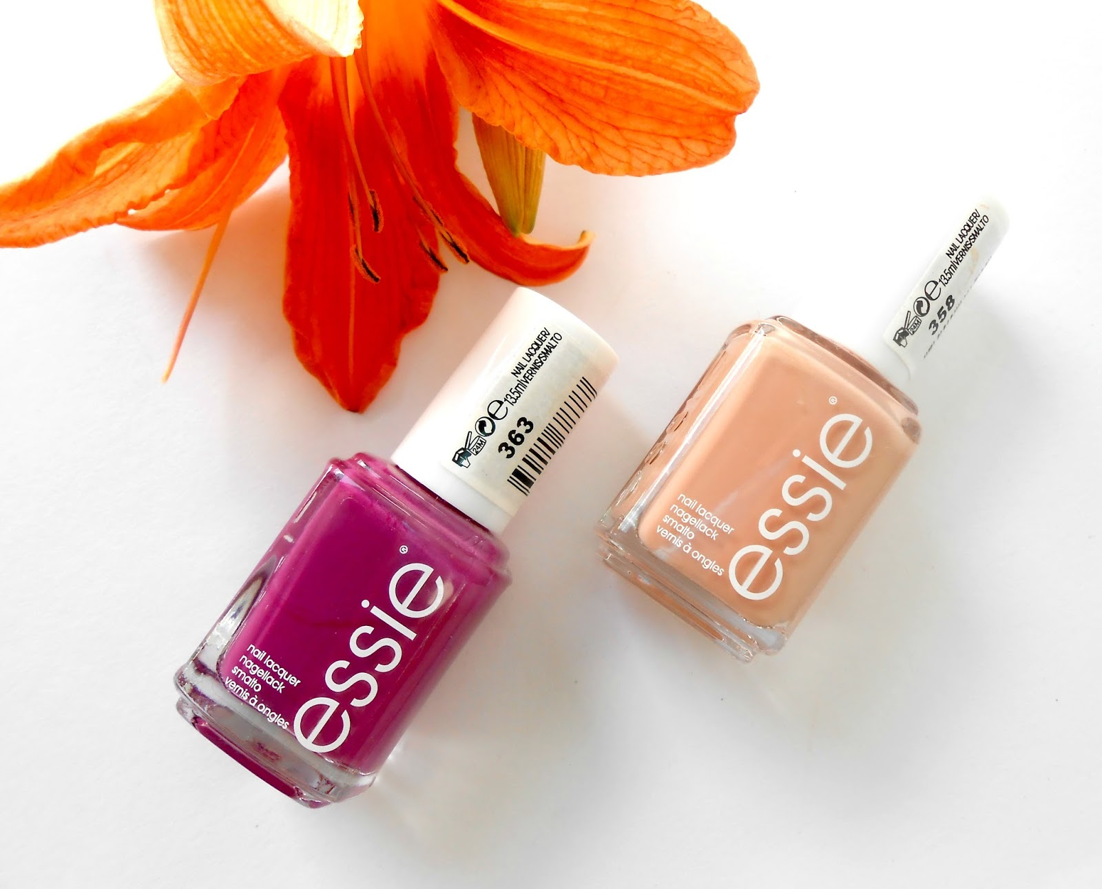Essie Nail Polish Brush | Splendid Wedding Company