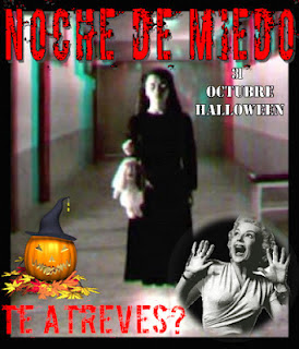Noche de miedo. Halloween.