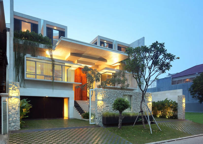 indonesia modern homes designs modern home designs