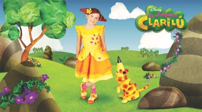 Famosas estrellas el jardin de clarilu es hermoso teca en for Jardin walt disney
