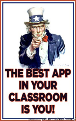 """The """"Must Have"""" app for your classroom this year is..."""