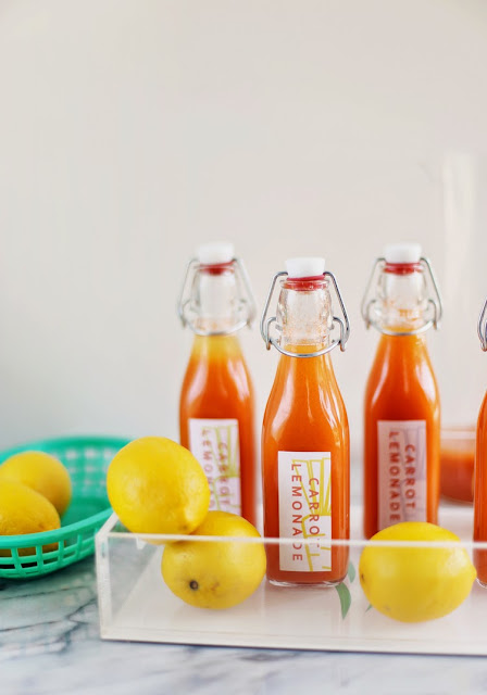 Makers + Shakers: Meet Kristi Murphy; carrot lemonade