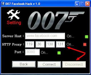 Download 007 Facebook Hack v1.0