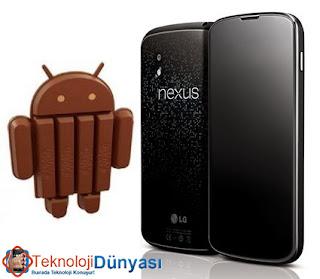 Nexus 5 Andriod Kitkat 4.4